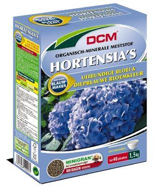 DCM Meststof Hortensia's Met Blauwmaker