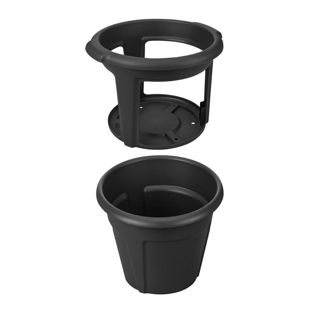 Elho Green Basics Aardappel Pot 33Cm Living Black