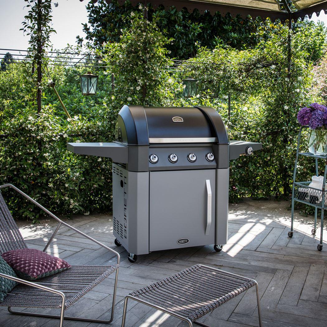 Boretti Forza Gas Outdoor Kitchen