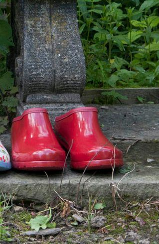 Clogs Classic Red 35/36