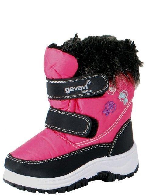 Gevavi Gevoerde meisjeslaars - Roze - 26