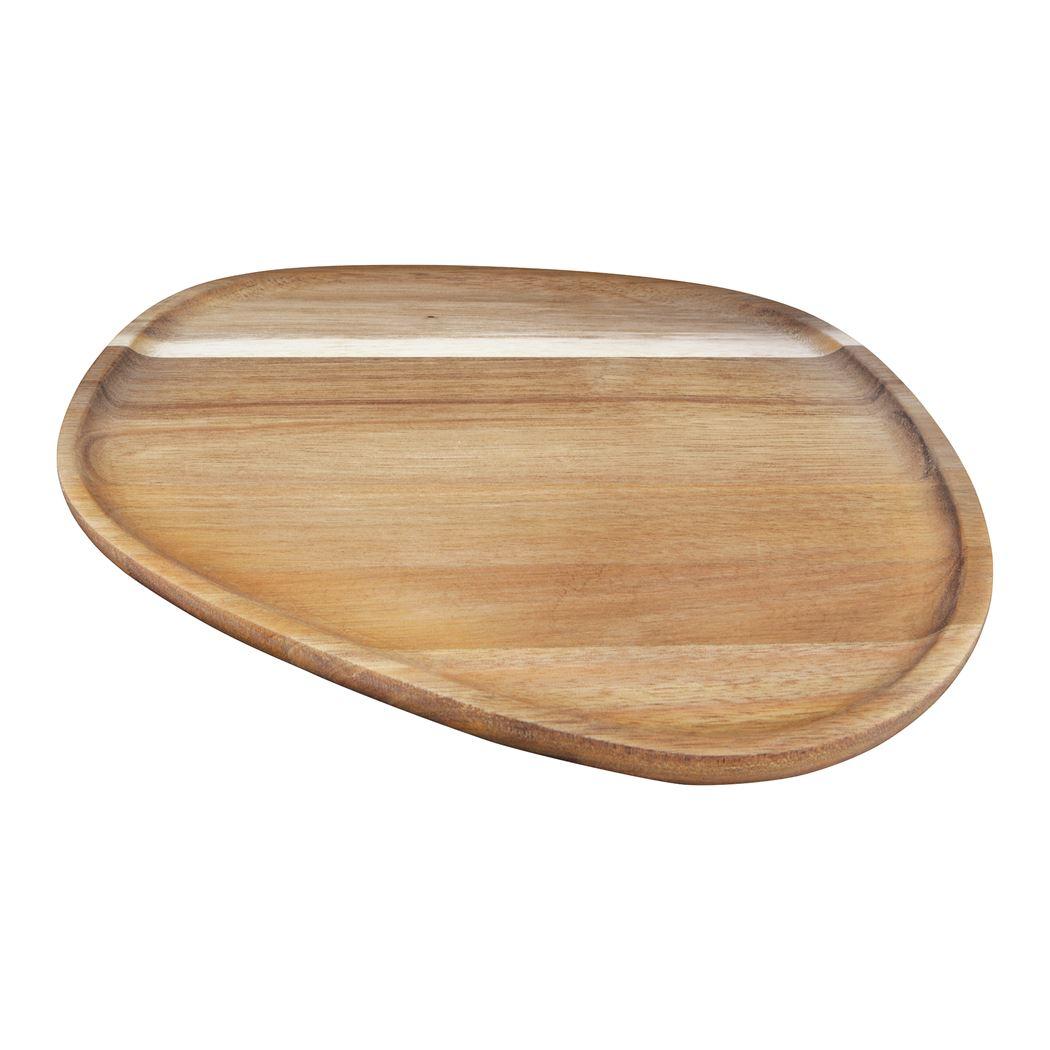 Dagelijkse Kost serveerbord uit acaciahout 30cm