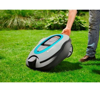 Gardena Robotmaaier Sileno+ 1600M²