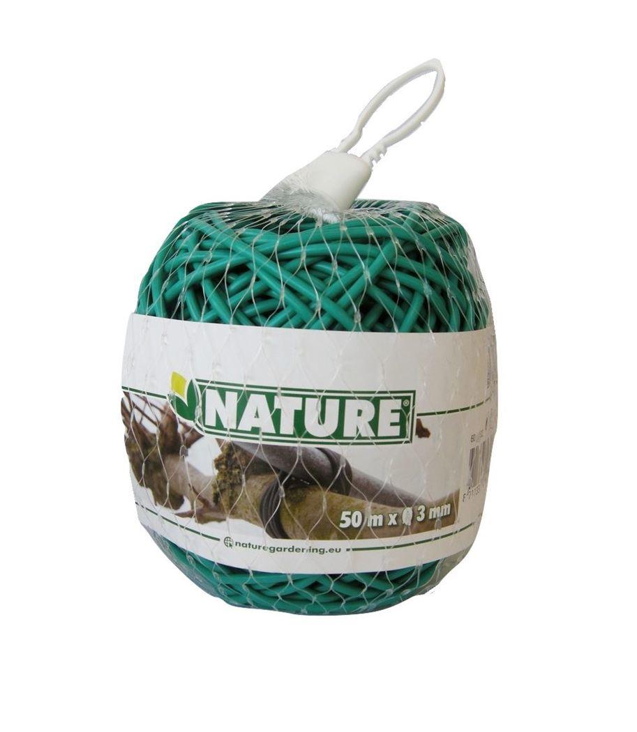 Nature Bindbuis groen 50m