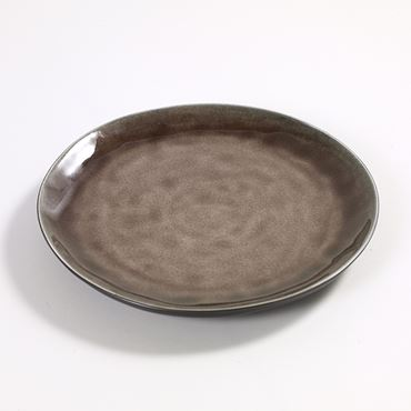 Set/4 Bord Rond Small Bruin Pascale Naessens Servies Pure