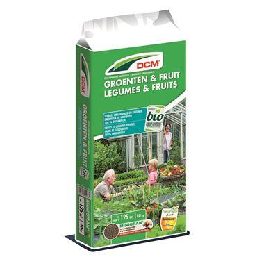 Meststof Groenten & Fruit 18 + 1,8 kg - BIO