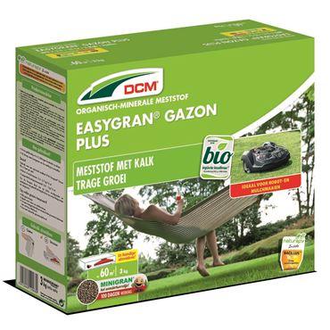 DCM Meststof Easygran® Gazon Plus 3 kg - BIO