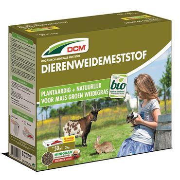 DCM Dierenweidemeststof 3 kg - BIO