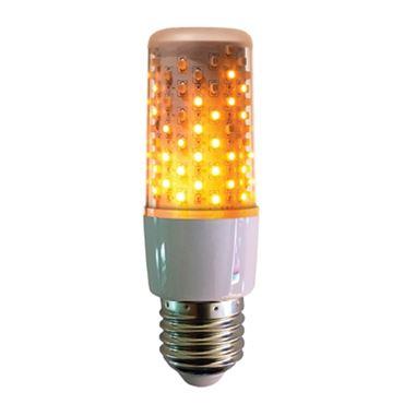 Led Firelamp met vuur-simulatie - Opaal