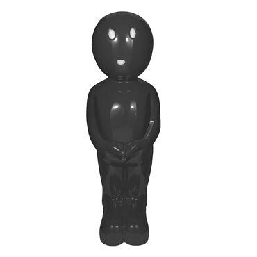 BOY Spuitfiguur Zwart 67 cm