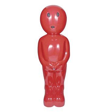 BOY Spuitfiguur Rood 67 cm