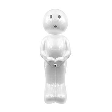 BOY Spuitfiguur Wit 45,5 cm