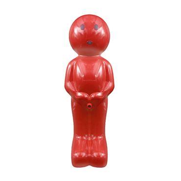 BOY Spuitfiguur Rood 45,5 cm