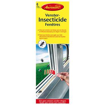 Aeroxon vensterinsecticide strip - 6 stuks