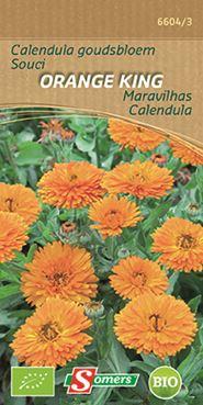 Calendula goudsbloem (Bio)