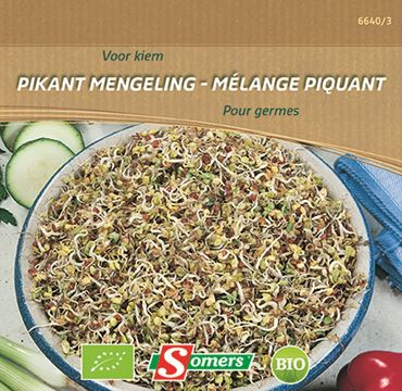 Kiemgroenten Pikant mengeling (Bio)