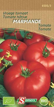Tomaat 'Marmande' (bio)