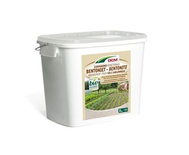 DCM Zandgrondverbeteraar Bentoniet 8 kg - BIO