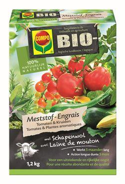 Bio Meststof Tomaten en Kruiden 1,2kg