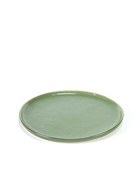 Bord Groen Ø 16,5 cm Pascale Naessens Servies Pure