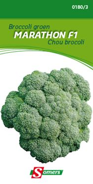 Somers Broccoli 'Marathon f1'