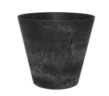 Artstone Pot Claire Zwart d43 h39