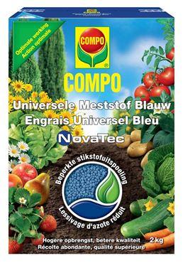 Compo Universele Meststof Blauw  Novatec 2 Kg