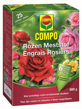 Compo Rozen Meststof   800 G