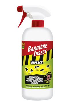 Compo Barrière Insect (Biosect)