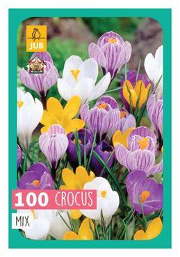 Crocus Mix 100 stuks
