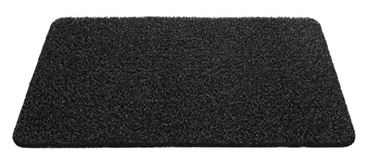 Curly 40x60cm Zwart