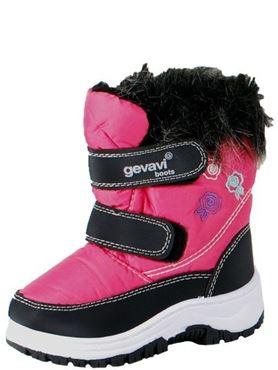 Gevavi Gevoerde meisjeslaars - Roze - 27