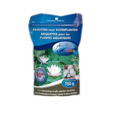 Plantbriketten voor vijverplanten 0.75 kg