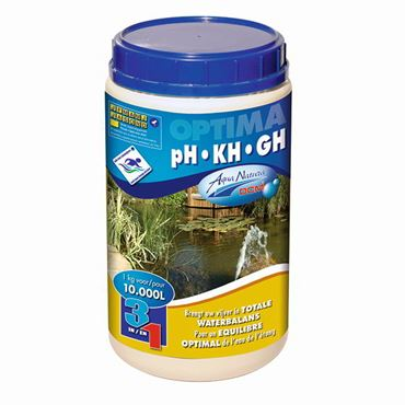 Optima pH-KH-GH 1kg