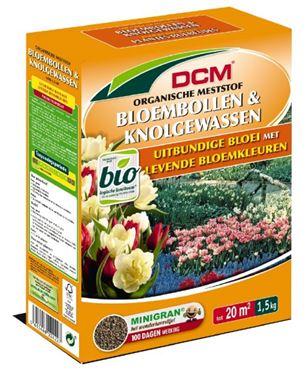 Meststof Bloembollen & Knolgewassen 1,5 kg - BIO