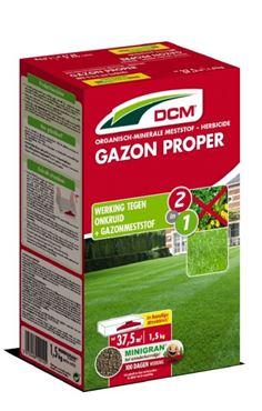 DCM Meststof Gazon Proper 1,5 kg