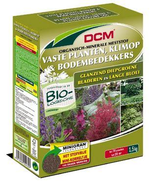 Meststof Vaste Planten, Klimop & Bodembedekkers 1,5 kg - BIO