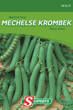 Doperwt 'Mechelse Krombek'