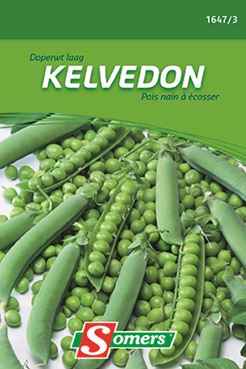 Doperwt 'Kelvedon'