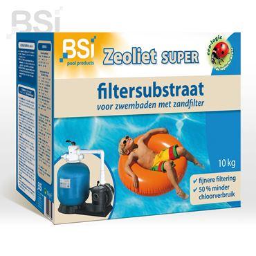 Filtersubstraat Zeoliet Super 10 kg