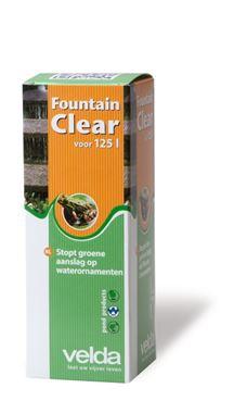 Fountain clear 125 ml