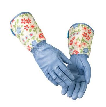 Tuinhandschoen Gloves Caravan Daisy Gauntlet Gloves L