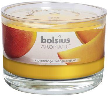 Bolsius Geurglas Exotic mango
