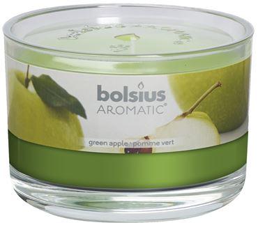 Bolsius Geurglas Green apple