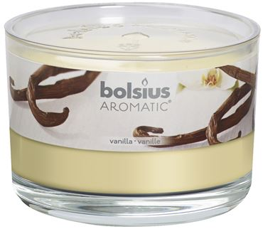 Bolsius Geurglas Vanilla