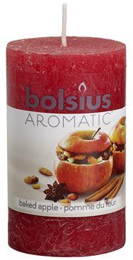 Bolsius Geurstompkaars rustiek  Baked Apple