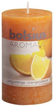 Bolsius Geurstompkaars rustiek  Juicy Orange