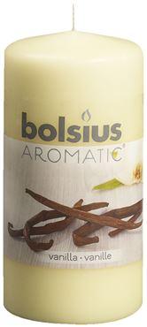 Bolsius Geurstompkaars Vanilla