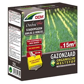 DCM Graszaad Ombra® Plus 0,225 kg