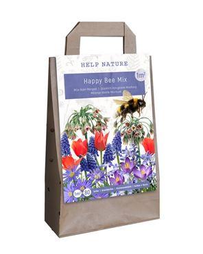 Help de natuur, bijenmengsel - bloembollen